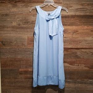 H&M Sleeveless Shift Dress 12